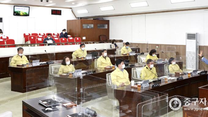 중구의회, 전문가 초청 의원 역량강화 세미나